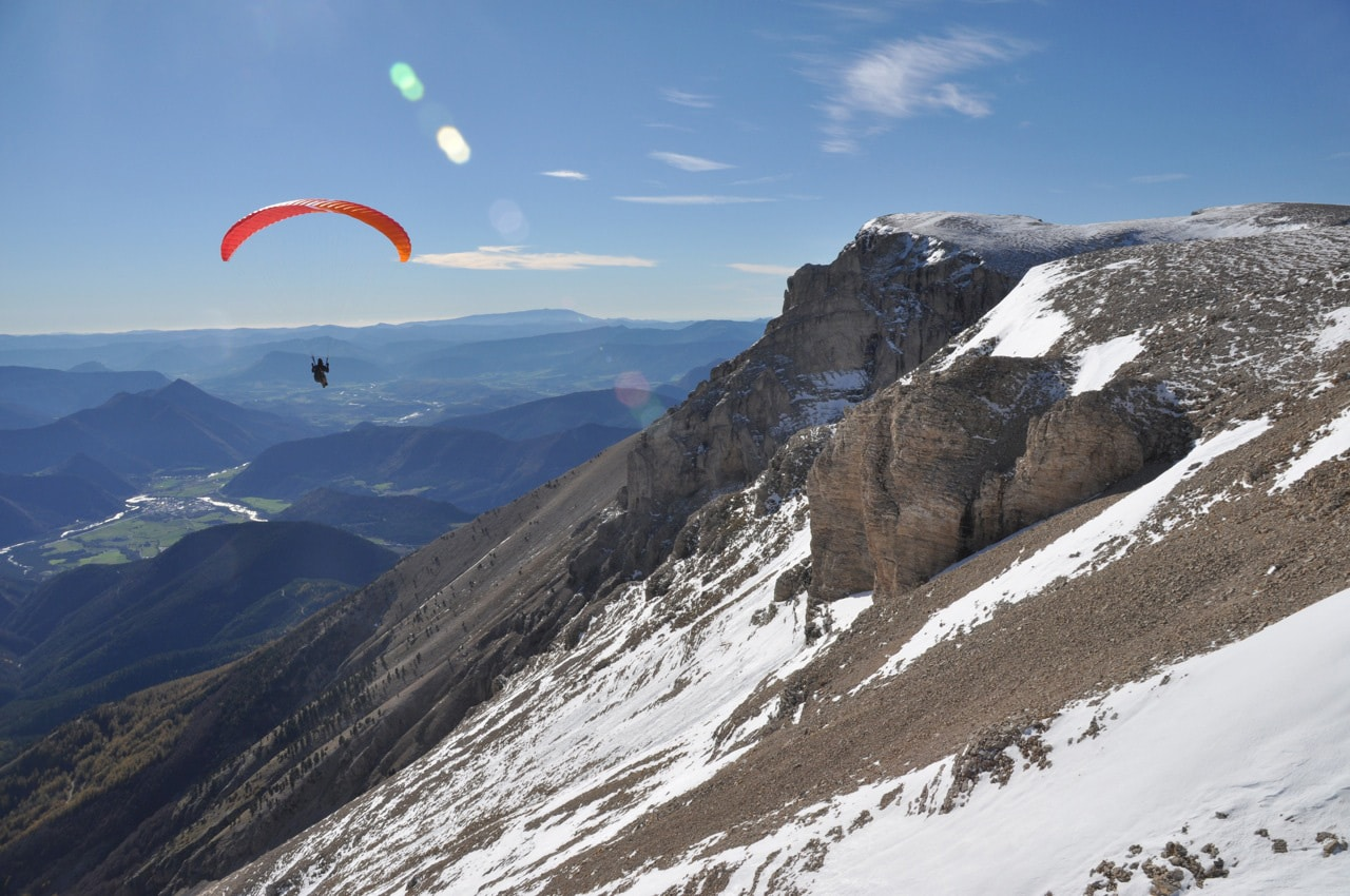 stage parapente avec Air Alpin